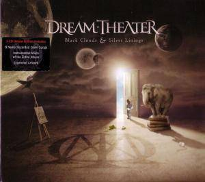 Dream Theater: Black Clouds & Silver Linings (3-CD) - Bild 1