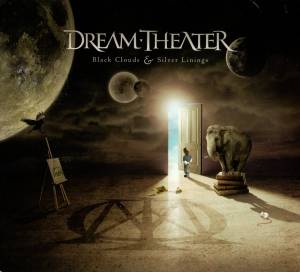 Cover - Dream Theater: Black Clouds & Silver Linings