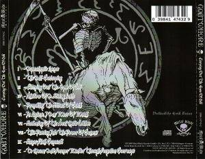 Goatwhore: Carving Out The Eyes Of God (CD) - Bild 2
