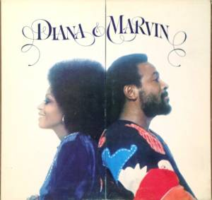 Diana Ross & Marvin Gaye: Diana & Marvin - Cover