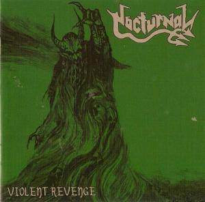 Nocturnal: Violent Revenge - Cover