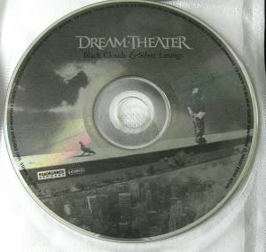 Dream Theater: Black Clouds & Silver Linings (CD) - Bild 5