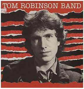 Cover - Tom Robinson Band: Tom Robinson Band
