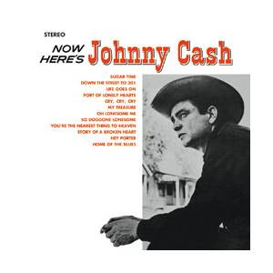 Johnny Cash: Now Here's Johnny Cash - Cover