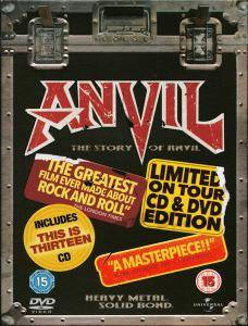 Anvil: Story Of Anvil, The - Cover