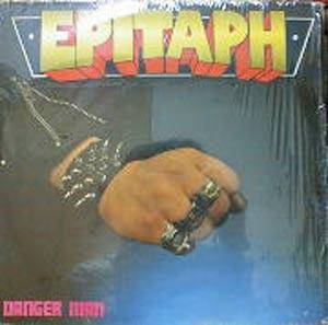 Epitaph: Danger Man - Cover