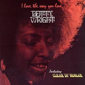 Cover - Betty Wright: I Love The Way You Love