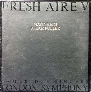 Mannheim Steamroller: Fresh Aire V - Cover