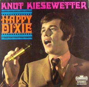 Knut Kiesewetter: Happy Dixie - Cover
