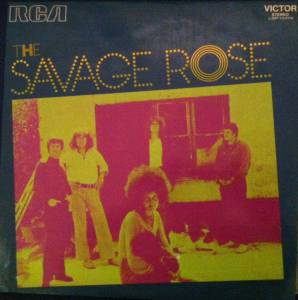 Cover - Savage Rose, The: Refugee