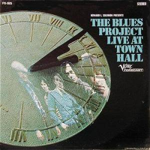 The Blues Project: Live At Town Hall - Cover