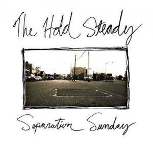 Cover - Hold Steady, The: Separation Sunday
