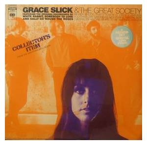 Grace Slick & The Great Society: Collector's Item From The San Francisco Scene - Cover