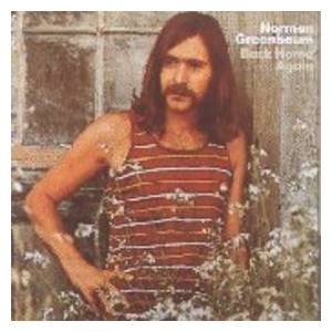 Cover - Norman Greenbaum: Back Home Again