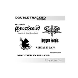 Cover - Vroudenspil: Double Tracked Records - Sampler 09