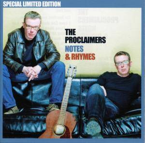 Cover - Proclaimers, The: Notes & Rhymes