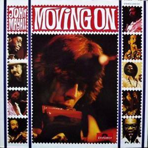 John Mayall: Moving On - Cover