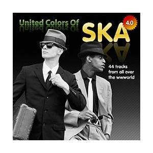 United Colors Of Ska 4.0 - Cover