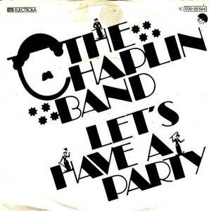 The Chaplin Band: Let's Have A Party - Cover