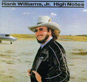 Cover - Hank Williams Jr.: High Notes