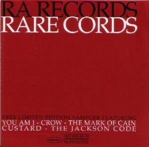 Cover - Tim Rogers & Wayne Connolly: Ra Records - Rare Chords