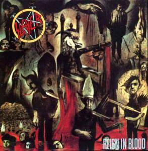 Slayer: Reign In Blood - Cover