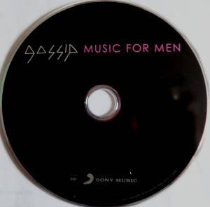 Gossip: Music For Men (CD) - Bild 3