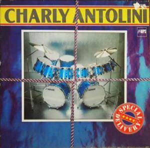 Cover - Charly Antolini: Special Delivery