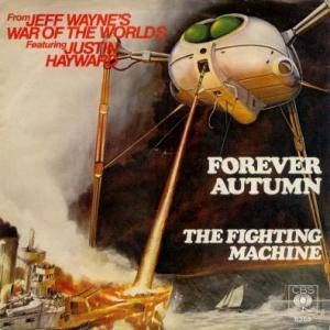 Cover - Jeff Wayne: Forever Autumn