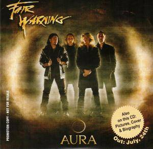 Fair Warning: Aura - Cover