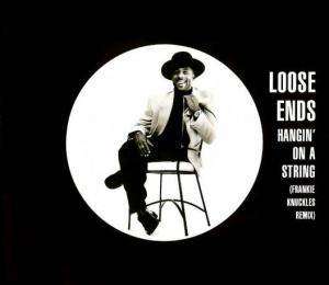 Cover - Loose Ends: Hangin' On A String