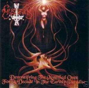 Cover - Mystifier: Demystifying The Mystified Ones For A Decade In The Earthly Paradise