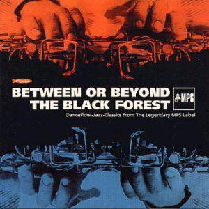 Between Or Beyond The Black Forest - Cover