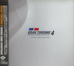 "Cover - ""BAD"", The: Gran Turismo 4 Original Game Soundtrack"