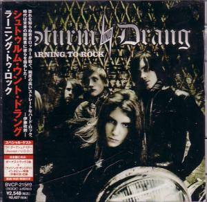 Sturm Und Drang: Learning To Rock (CD) - Bild 1