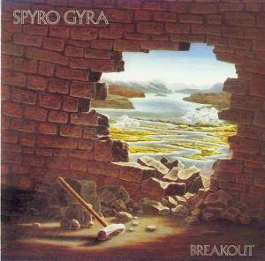Cover - Spyro Gyra: Breakout
