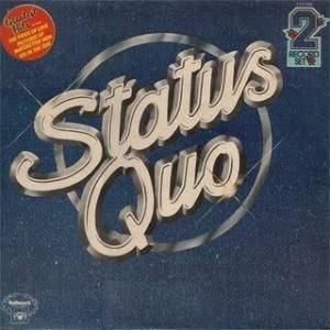 Status Quo: Greatest Hits - Cover