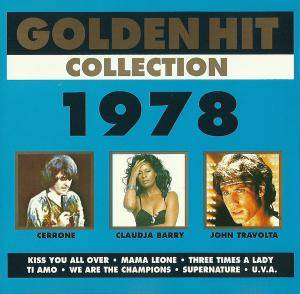 Golden Hit Collection 1978 - Cover