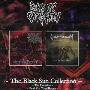 Cover - Sins Of Omission: Black Sun Collection, The