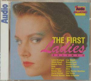 Audio - The First Ladies Vol 2 - Cover