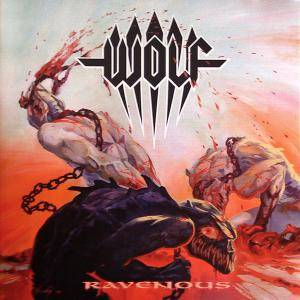 Wolf: Ravenous - Cover