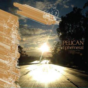 Pelican: Ephemeral - Cover