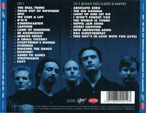 Faith No More: The Very Best Definitive Ultimate Greatest Hits Collection (2-CD) - Bild 3