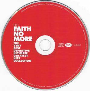 Faith No More: The Very Best Definitive Ultimate Greatest Hits Collection (2-CD) - Bild 5