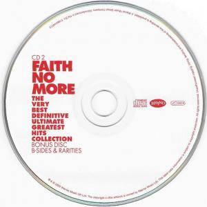 Faith No More: The Very Best Definitive Ultimate Greatest Hits Collection (2-CD) - Bild 6
