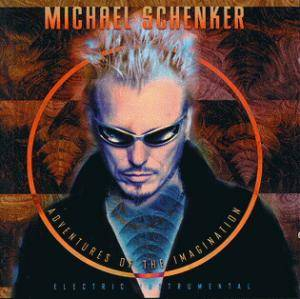 Cover - Michael Schenker: Adventures Of The Imagination