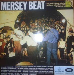 Cover - Big Three, The: Mersey Beat