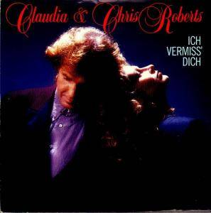 Cover - Claudia & Chris Roberts: Ich Vermiss' Dich