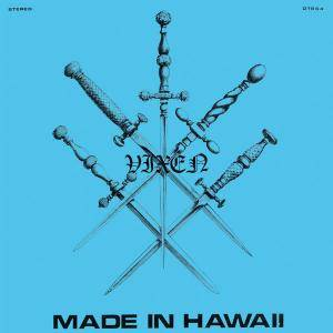 Vixen: Made In Hawaii - Cover
