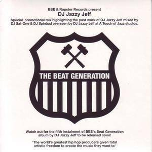 Cover - DJ Jazzy Jeff: Beat Generation, The